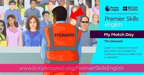 Who My Mastches the steward premier skills