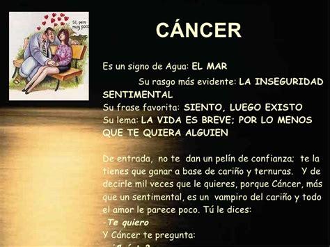 el significado de los nacidos en cancer signos del zodiaco