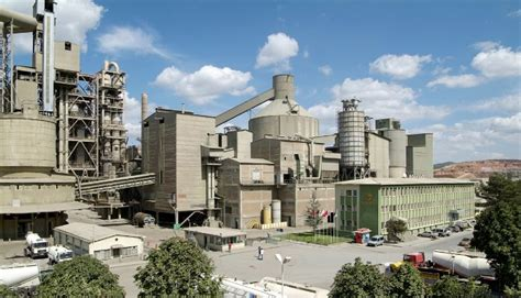 cement factory assessment of cement dust deposit in a cement factory in