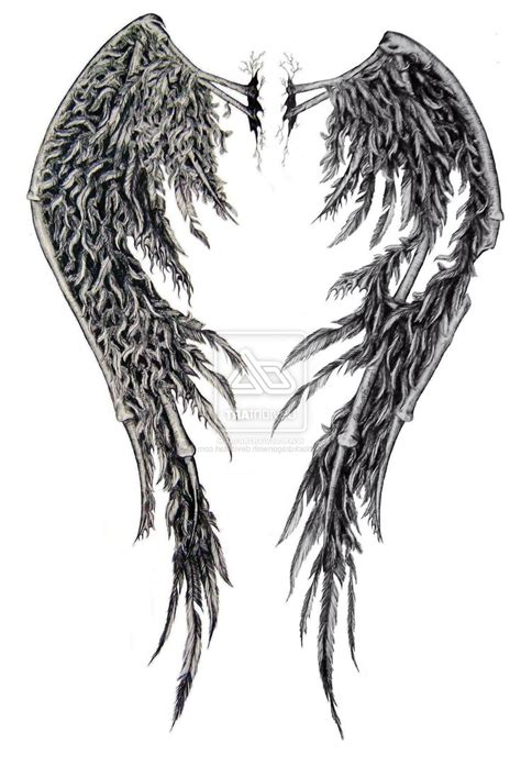 black and white angel wings tattoo designs best 25 wing designs ideas on wing