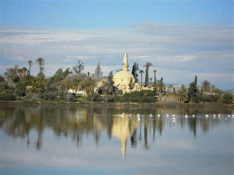 cipro turisti per caso larnaca la hala sultan tekke viaggi vacanze e turismo