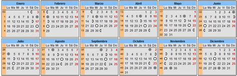 calendario lunar hemisferio sur 2016 calendario lunar 2016 hemisferio sur