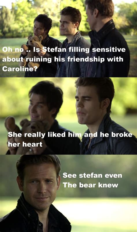 Tvd Memes - 43 best images about damon on pinterest nina dobrev ian