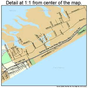 galveston map 4828068