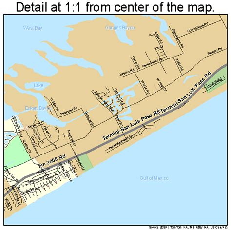 texas map galveston galveston texas map 4828068