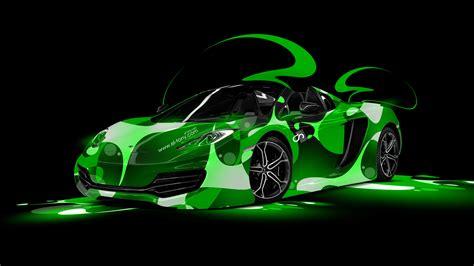 mclaren mp4 12c green mclaren mp4 12c abstract car 2014 el tony