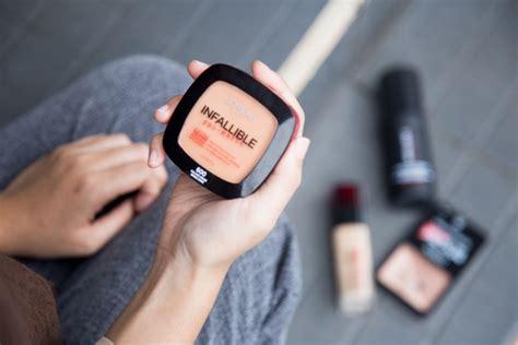 L Oreal Infallible Pro Matte Bedak l oreal infallible makeup tahan lama untuk semua jenis