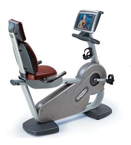 recline exercise bike technogym excite 700 recline exercise bike technogym