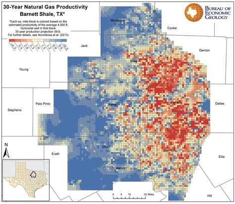 barnett shale map frequently asked questions faq beg barnett shale
