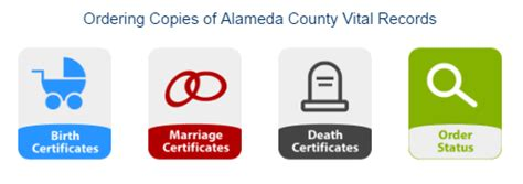 Alameda County Records Marriage Certificate Clerk Recorder S Office Alameda County