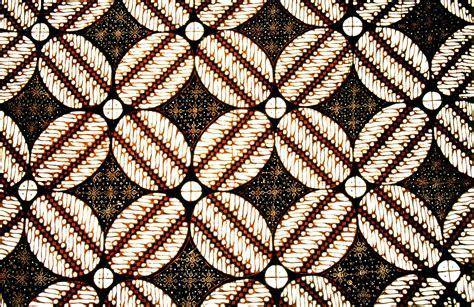 Pattern Belah Ketupat makna dan arti motif batik ceplok batik foundation
