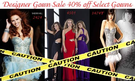 Blowout Sale Sweet Up To 1500 by Designer Gown Blowout Sale At So Sweet Boutique