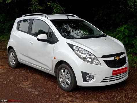 Modified Beat Car by Chevrolet Beat Tcdi Diesel Test Drive Review Team Bhp