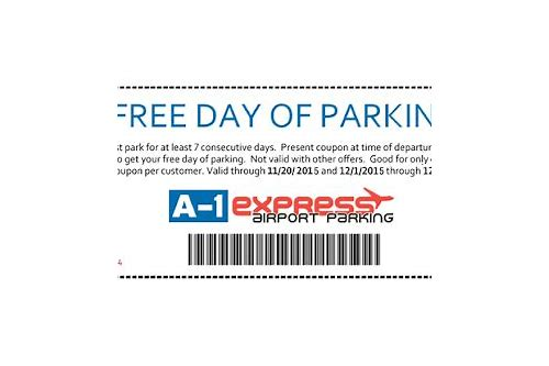 a1 parking tampa coupon code