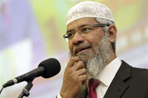 Printer Naik interpol wanted zakir naik staying in saudi arabia reports say libyan express libya news