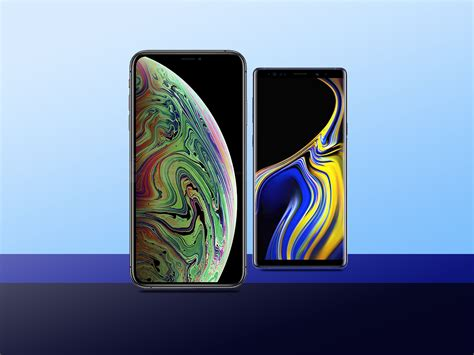 apple iphone xs vs samsung galaxy note 9 which is best stuff