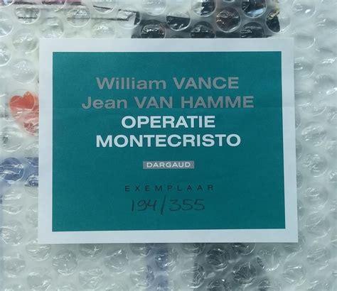 Xiii 16 Operatie Montecristo Luxe Hc Op Groot Formaat