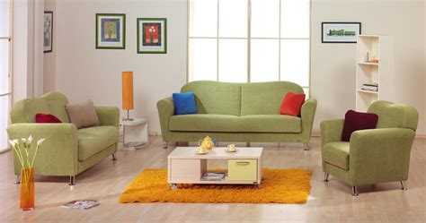 Living Room Decorating Ideas Green Living Room Green Furniture