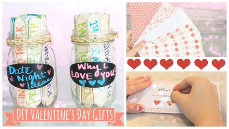 valentines day gifts diy easy diy s day gifts misstiffanyma