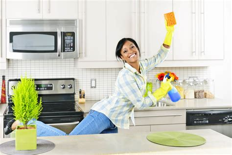 cleaning kitchen have a happy spring cleaning with our tips apartment geeks