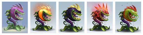 Plants Vs Zombies Garden Warfare Chomper by How Plants Vs Zombies Garden Warfare Characters Came To