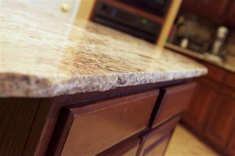 Chiseled Edge Granite   Traditional   Kitchen   austin