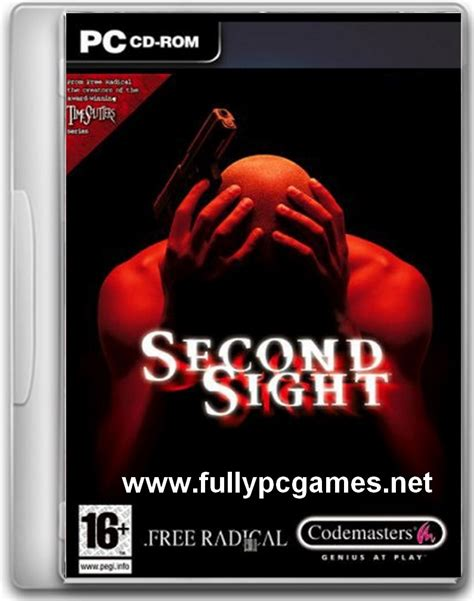 Second Sight by Second Sight Free Version For Pc