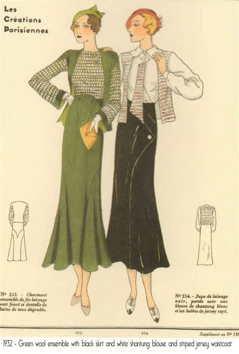 1930s fashion women s dress and hairstyles glamourdaze style fashion and etiquette of the late 1930s