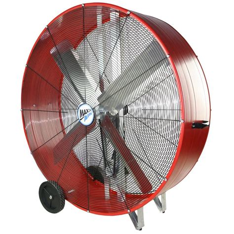 home depot drum fan maxxair pro 24 in industrial heavy duty 2 speed multi