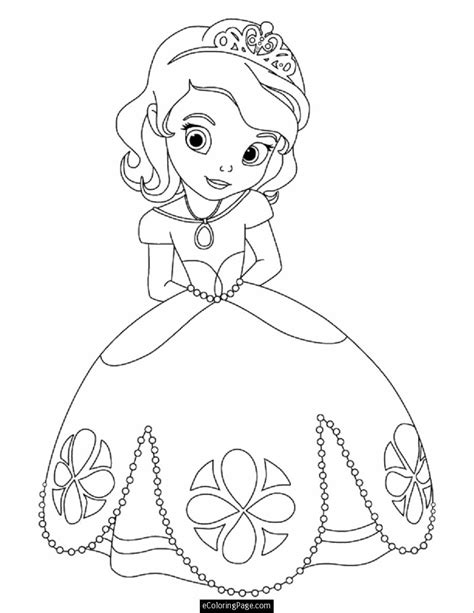 coloring pages princess all disney princess coloring pages free large images