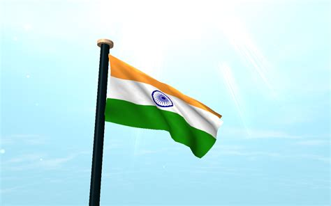 3d wallpaper online shopping india india flag 3d live wallpaper android apps on google play