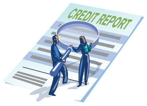Records On Credit Reports Credit Report And How It All Works Money Walks