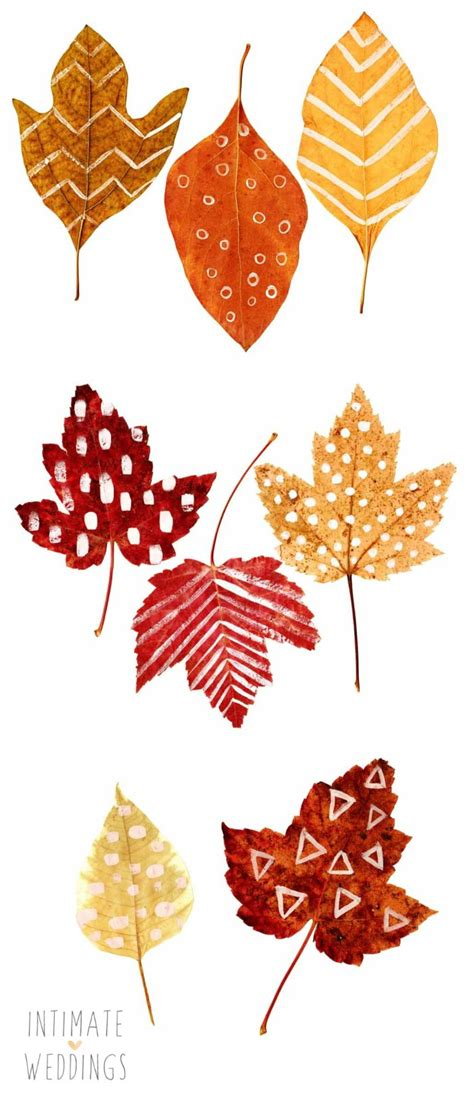 printable images of fall leaves diy printable leaf place cards