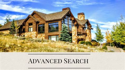 Park City Utah Property Records Real Estate In Park City