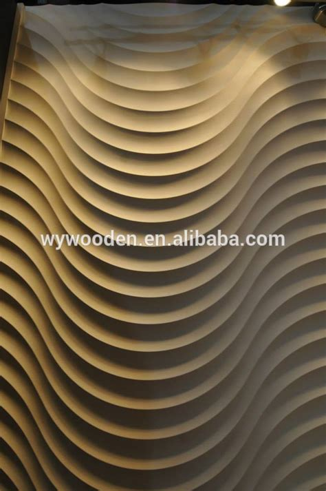 interior decorative wall covering panels 3d wall panels