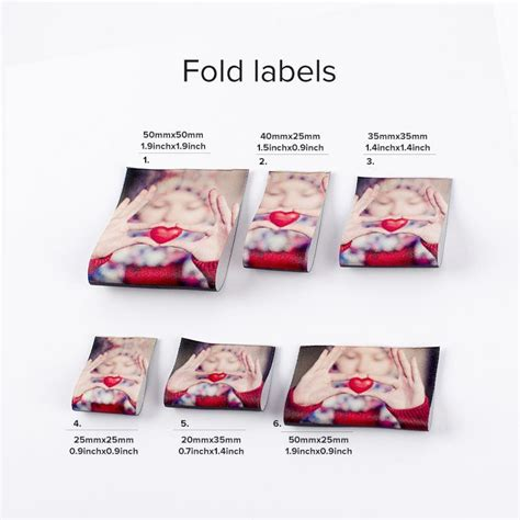 Personalized Labels For Handmade Items - custom fabric labels for handmade items custom fabric tags