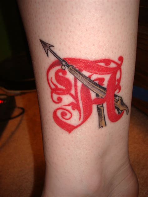 harpoon tattoo the scarlet letter tattoos contrariwise literary tattoos
