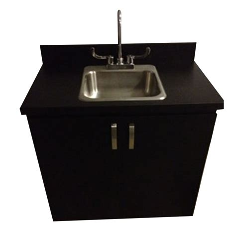portable hand washing sink  hot water portable sink