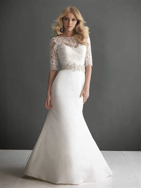 35 wedding gowns with sleeves wedding dresses