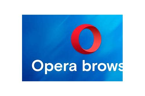 opera browser para android 2.3 descargar gratuita