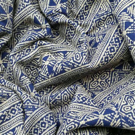 design batik cotton cotton fabric printed with a hmong batik design h121