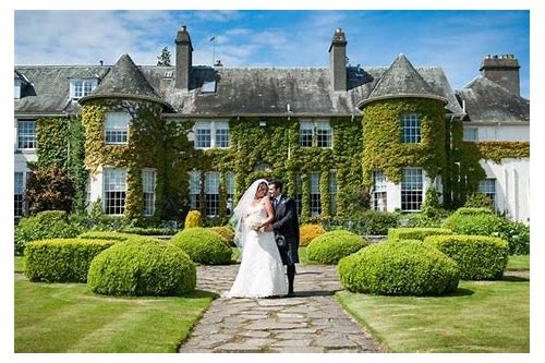 wedding packages deals scotland