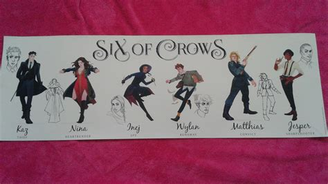 six of crows book six of crows by leigh bardugo bluejaybooks