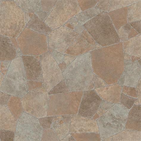 Menards Linoleum Flooring by Ivc Impact Sheet Vinyl Flooring Flagstone Terra 43 12 Ft