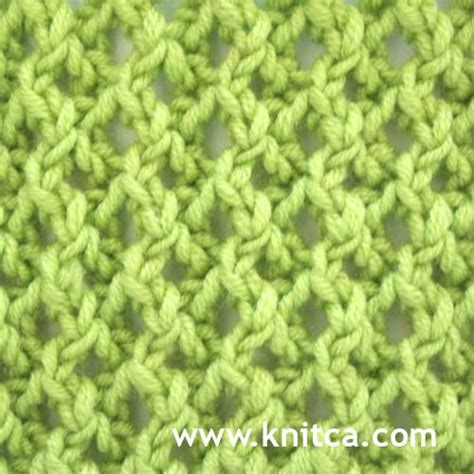 how to yrn in knitting knitca pretty stitch pattern for a scarf or a hat
