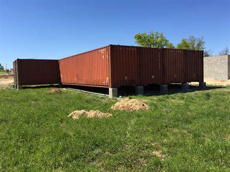 Container Maritime Maison by Pourquoi Utiliser Un Container Maritime Des Id 233 Es Innovantes