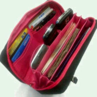 Bankbook Pocket Kanvas produsen tas organizer fauziyah bag production pocket