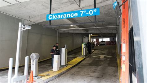 Garage Pay by Parcs Safer Easier Payments Coming To City Owned Parking
