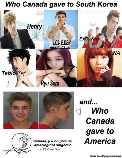 kpop fan memes seriously canada wtf t t allkpop meme center