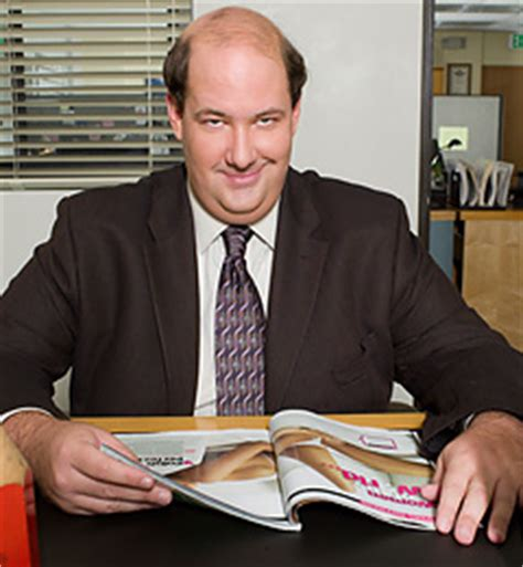 Brian The Office by 8 Of Find Bald Guys